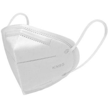 Cool White Thick 3-Layer Elastic Safety Masks
